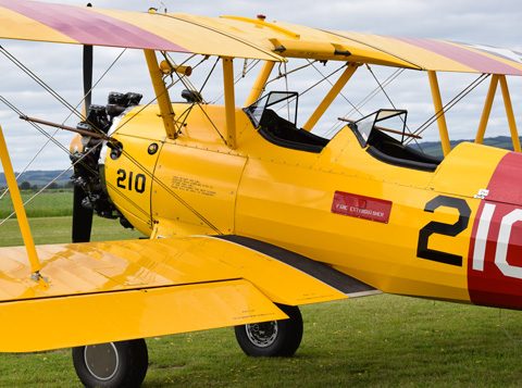Our Aeroplanes | Adelaide Biplanes